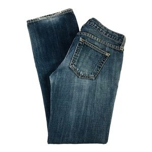 J. Crew Hipslung Boot Cut Jeans